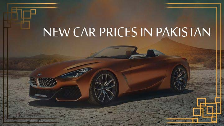New Car Prices In Pakistan Brand New Pakistani Car Prices 2018