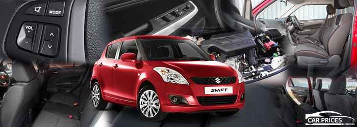 Suzuki swift price in Pakistan