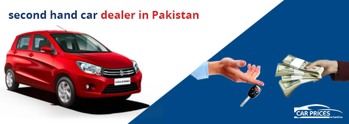 Questions to ask from a second hand car dealer in Pakistan