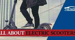 ALL ABOUT ELECTRIC SCOOTERS
